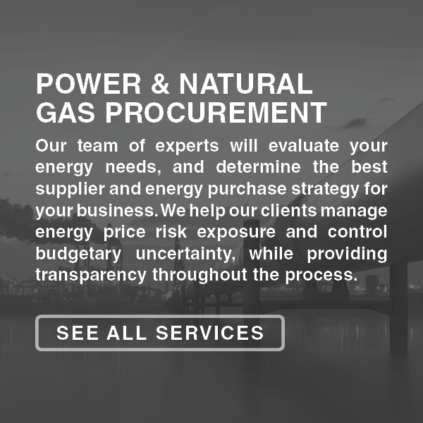 energy management consulting, power & natural gas